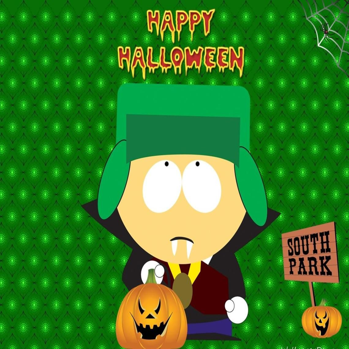 SOUTH PARK HALLOWEEN | Kyle Broflovski | Pinterest | South park ...