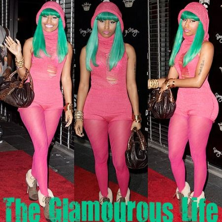 Nicki Minaj style Hip Hop Costume Ideas Pinterest Nicki minaj - nicki minaj halloween ideas