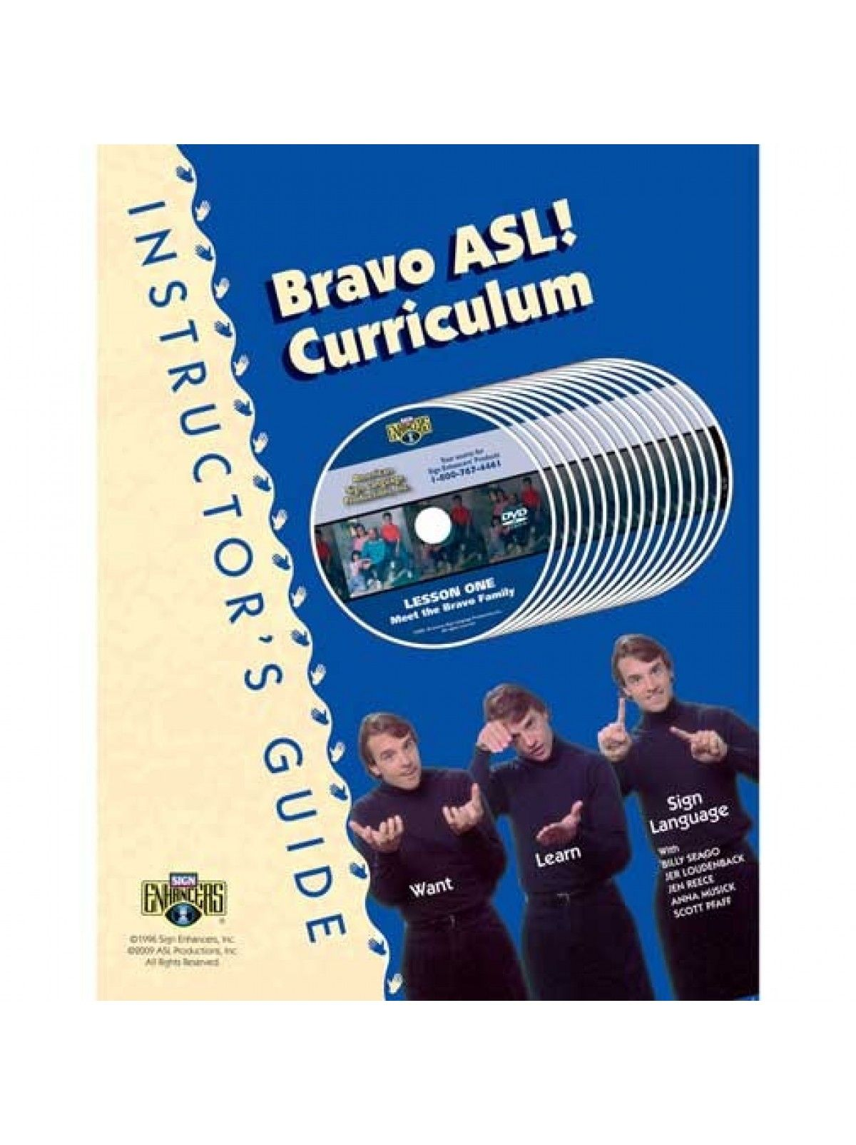 Bravo ASL Curriculum Instructor S Guide