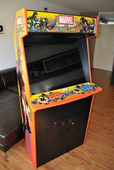 borne arcade 4d