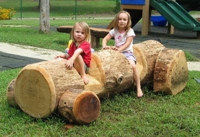playscapes: great ideas for outdoor spaces for the kids!
