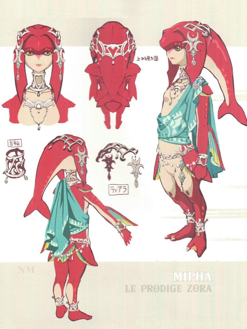 Zelda Character Design Breath Of The Wild : Zelda concept art inimigos pinterest