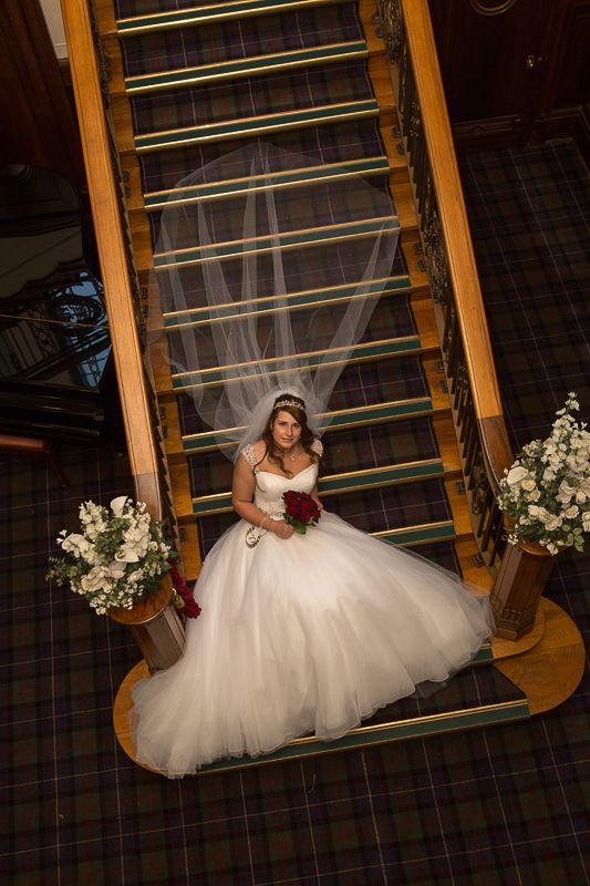 Wedding Photography Eastwood House Glasgow