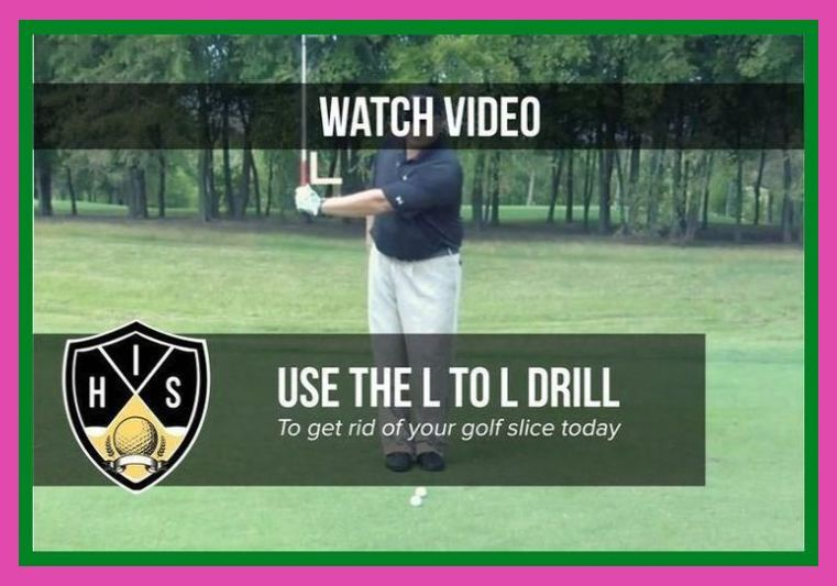 How To Fix Your Golf Swing Slice. Driver Grip Vs Iron Grip