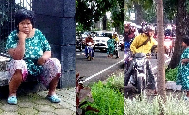 Bandung GEGER Ada Wanita Tambun Palak Pengguna Jalan Cipaganti - http://www.rancahpost.co.id/20151247980/bandung-geger-ada-wanita-tambun-palak-pengguna-jalan-cipaganti/
