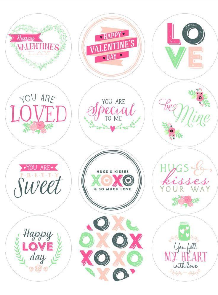 Free Valentine Day Labels HttpBlogWorldlabelCom