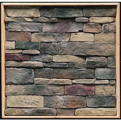 Stonecraft ledgestone tennesse corners 7 ln feet sc - Exterior stone veneer home depot ...