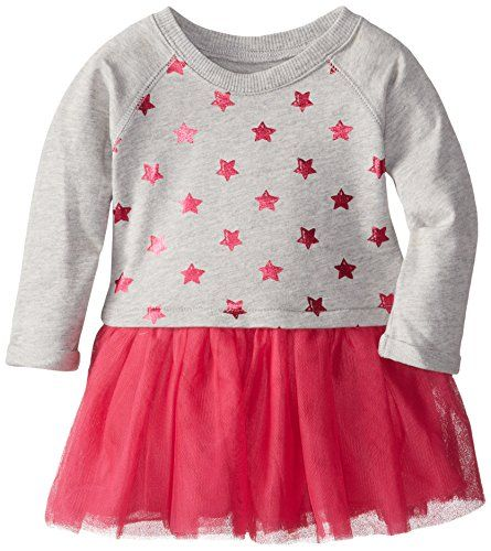 The Children's Place Baby-Girls Infant Star Knit Dress, Heather/Grey, 12-18 Months The Children's Place http://www.amazon.com/dp/B00Q6S61YO/ref=cm_sw_r_pi_dp_4cXYub0QCNCD8