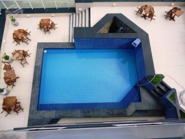 Hotel na Beira Mar de Fortaleza/CE