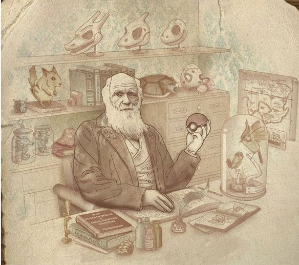 a study of the theory of evolution by charles darwin In his studies, darwin classified the various barnacle groups using an  of the  broad and sweeping theory of evolution by natural selection he proposed in on.