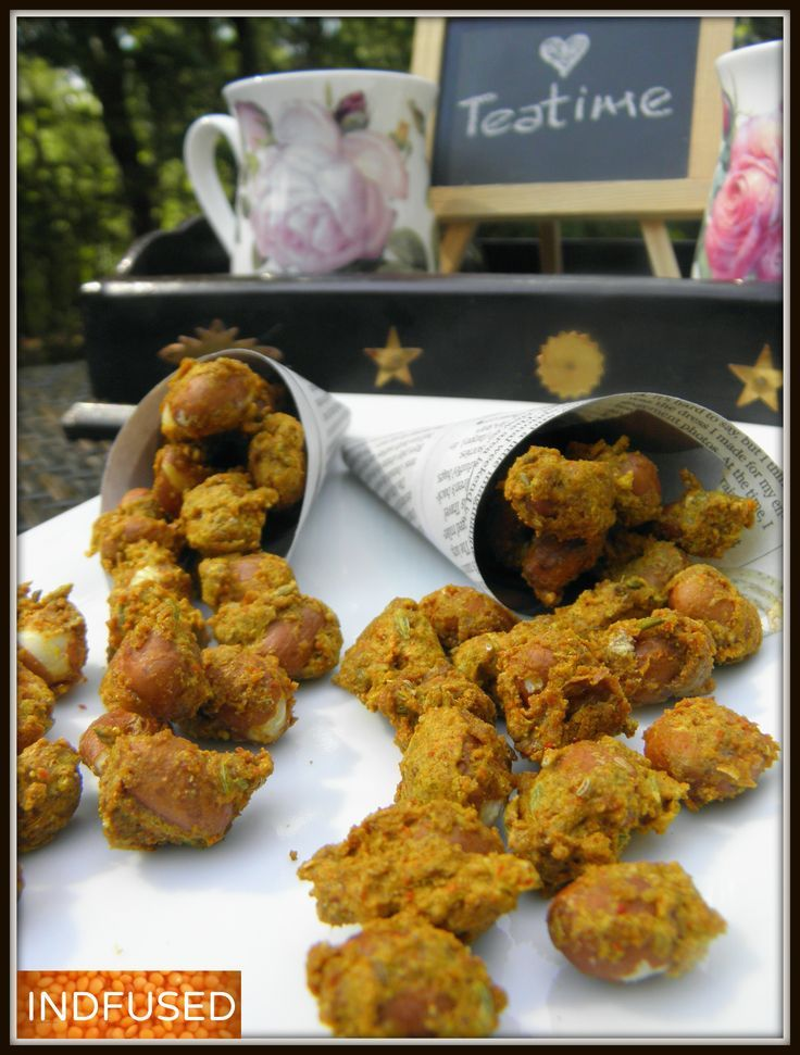 Masala Peanut Bhujias In The Microwave Quick And Easy Indian Ed Snack 4 1 2 Minutes