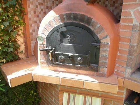 Construcci n horno de le a 4 la b veda horno de pan pinterest horno de le a le a y horno - Horno casero de lena ...