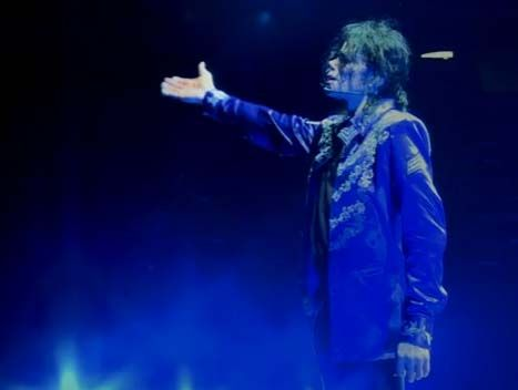 Michael Jackson from This is it   Michael Jackson This Is It