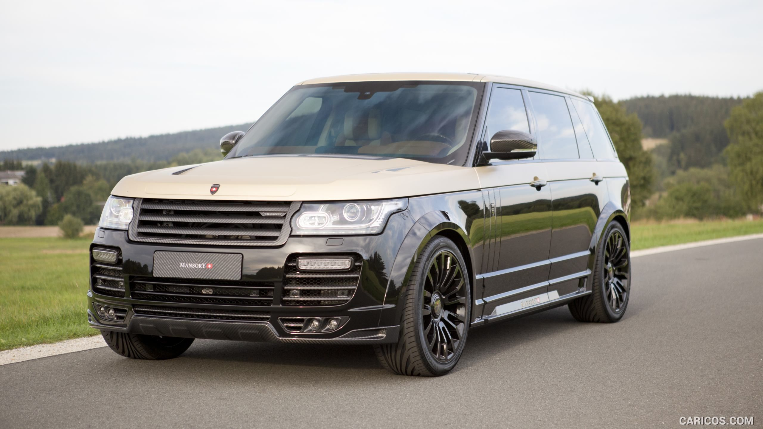 caricos mansory range rover autobiography extended 2016 link 12 fotos  [ 2560 x 1440 Pixel ]