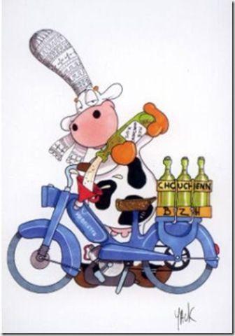Les bretonnes en images finistere bzh humour - Dessin vache humour ...