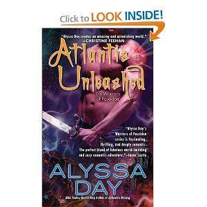 Atlantis Unleashed (Warriors of Poseidon, Book 3): Alyssa Day: 9780425220412: Amazon.com: Books