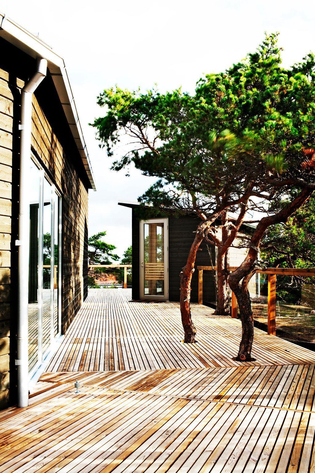 10 tr d ck som inspirerar till sommar och uteliv holzterrasse tischlermeister und bad oeynhausen. Black Bedroom Furniture Sets. Home Design Ideas