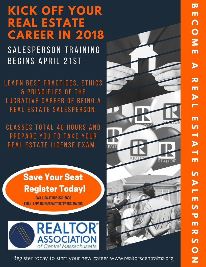 Explore The Flexible Career As A Real Estate Agent Classes Start