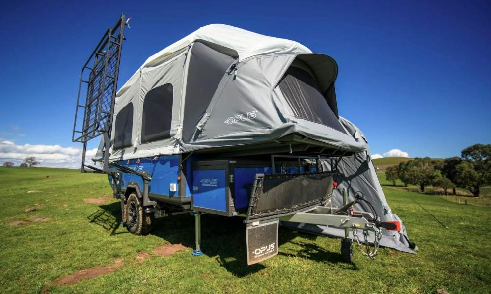 18+ Opus trailer tent inspiration