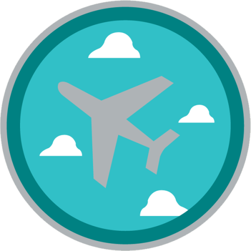 Lifescouts: Flying Badge If you have this badge, reblog it and share your story;If not, go and write your story :) Lifescouts is a badge-collecting community of people who share their real-world experiences online.