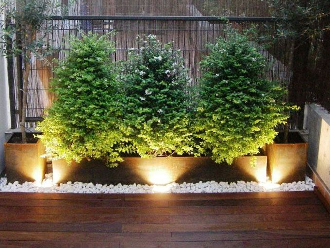 10 ideas para decorar un patio muy peque o patios - Ideas para decorar un jardin pequeno ...
