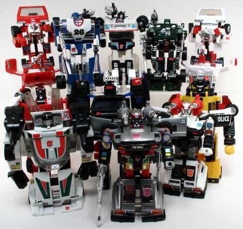 Autobots Spielzeug