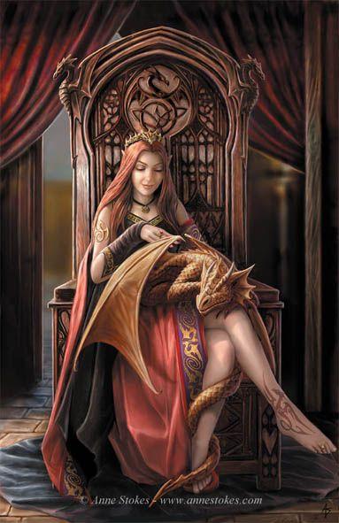 Dragon epico autor Anne Stokes sigueme que esperas seguire actualizando.  Author Anne Stokes Dragon epic follow me I will continue updating you expect