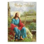 Vintage Polish Religious Easter Greeting Card  Vintage Polish Religious Easter Greeting Card  $3.15  by RetroMagicShop  . More Designs http://bit.ly/2g9LYfi #zazzle