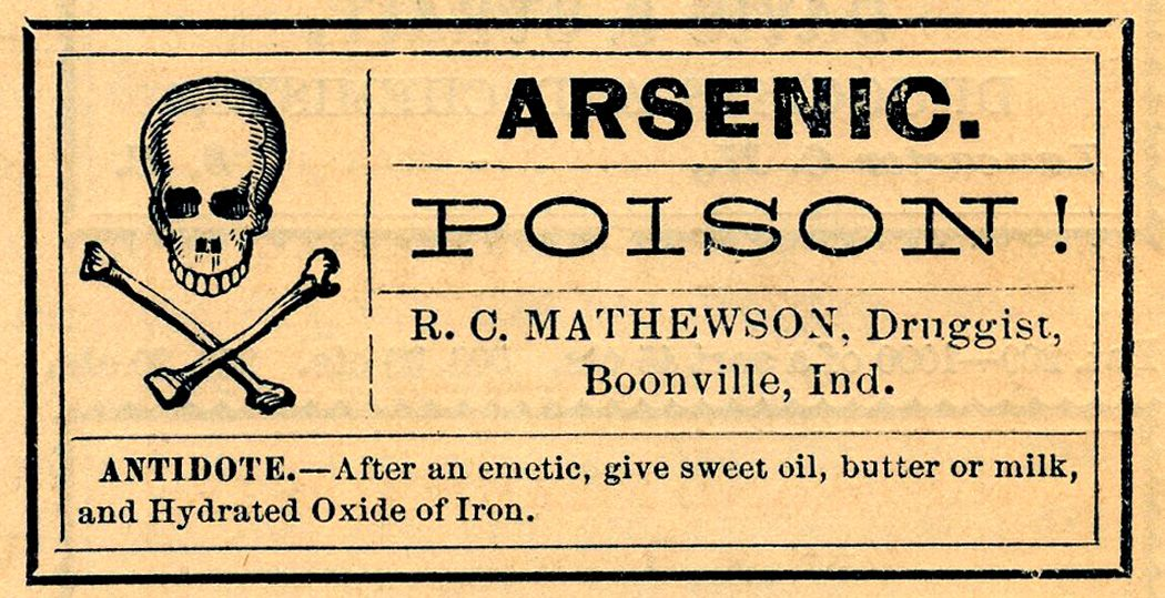 *The Graphics Fairy LLC*: Vintage Clip Art - Old Poison Labels - Skull
