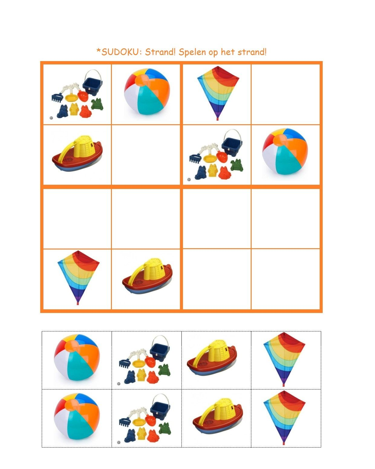Sodoku Strand Spelen Op Het Strand Sudoku Sudoku Puzzles Puzzles For Kids [ 1551 x 1240 Pixel ]