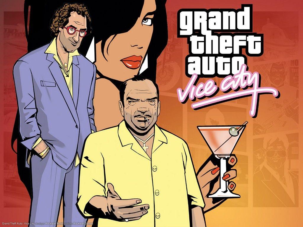 Grand Theft Auto Vice City City Games Grand Theft Auto Gta