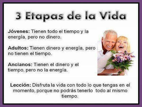 En que etapa de la vida estás TU? Disfruta y vive cada momento, ya que no volverán!!! #anabelycarlos #sumejoretapadelavida