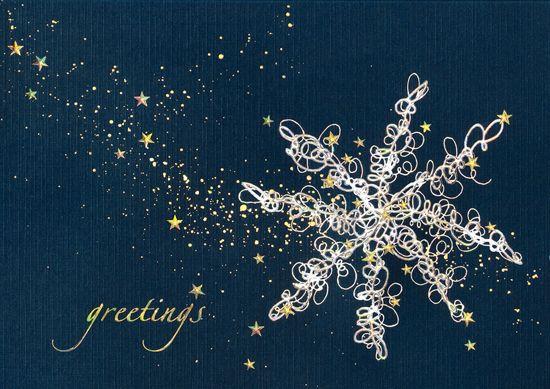 pretty christmas cards  business christmas cards