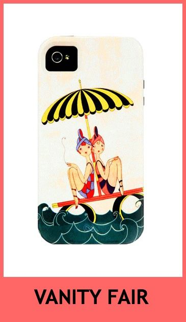 A Gift Wrapped Life - Gifting Tips, Advice and Inspiration: iphone covers ..........from Condé Nast