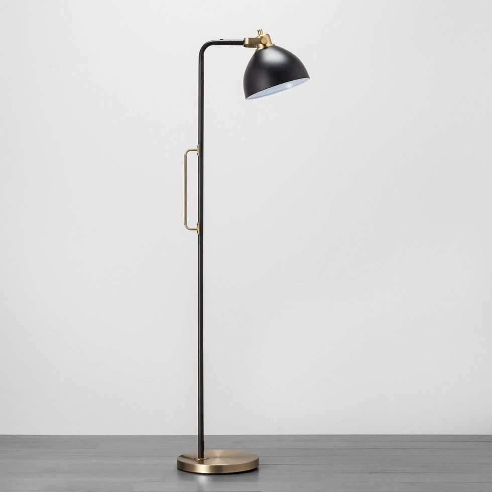 Chip Joanna Gaines Just Added 150 New Items To Their Target Line Black Floor Lamp Floor Lamp Lamp