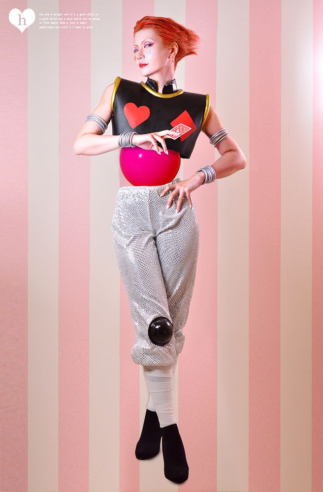 hisoka cosplay 0 results You may also like Items in search results Hunter x Hunter Hisoka Cosplay Wig Buy 3000 or Best Offer