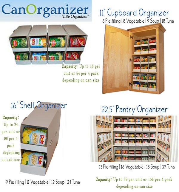 Effective Pantry Shelving Designs For Well Organized: Pantry Organization