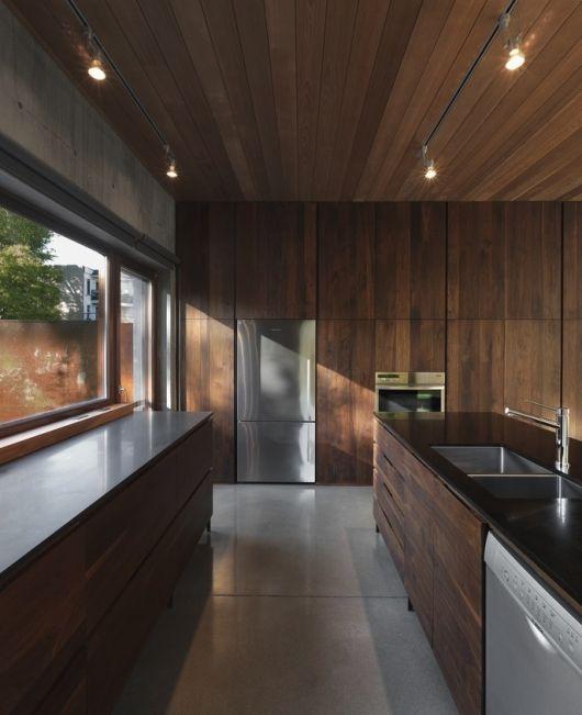 Wanddesign, Küche