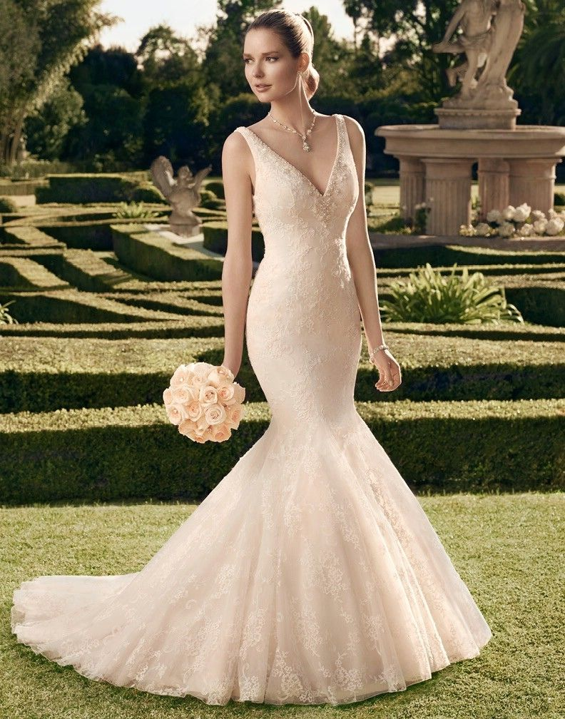 Casablanca wedding dresses style wedding