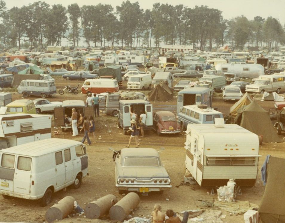 Festival season is upon us! Who's ready?! #vintagecamp