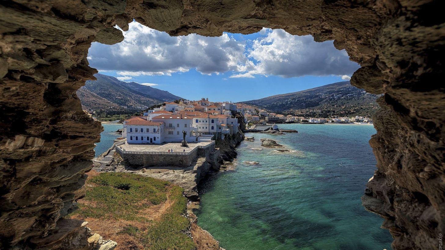 Huge Wallpaper Dump Windows 10 Lock Screen Images 1920 X 1080 Caribbean Islands To Visit Andros Greece Greek Islands