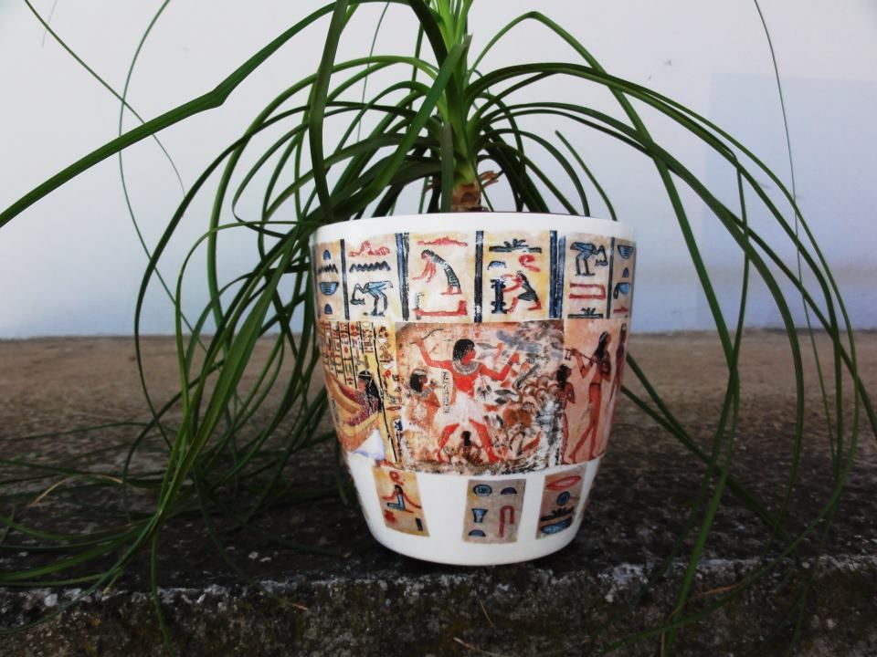 outdoor full color printed flower pot https://www.facebook.com/pages/Flower-pots-art/453541554723102