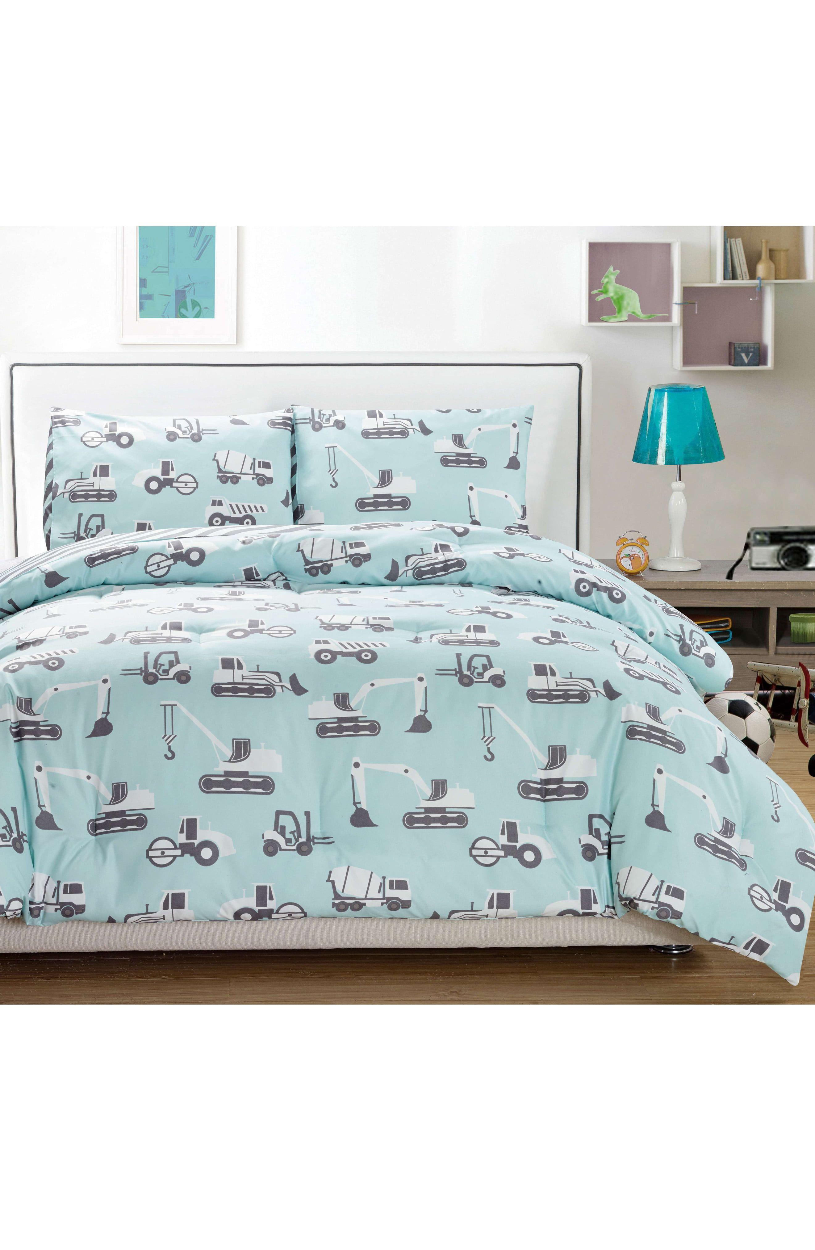 Lala Bash Tommy Comforter Amp Sham Set Queen Comforter