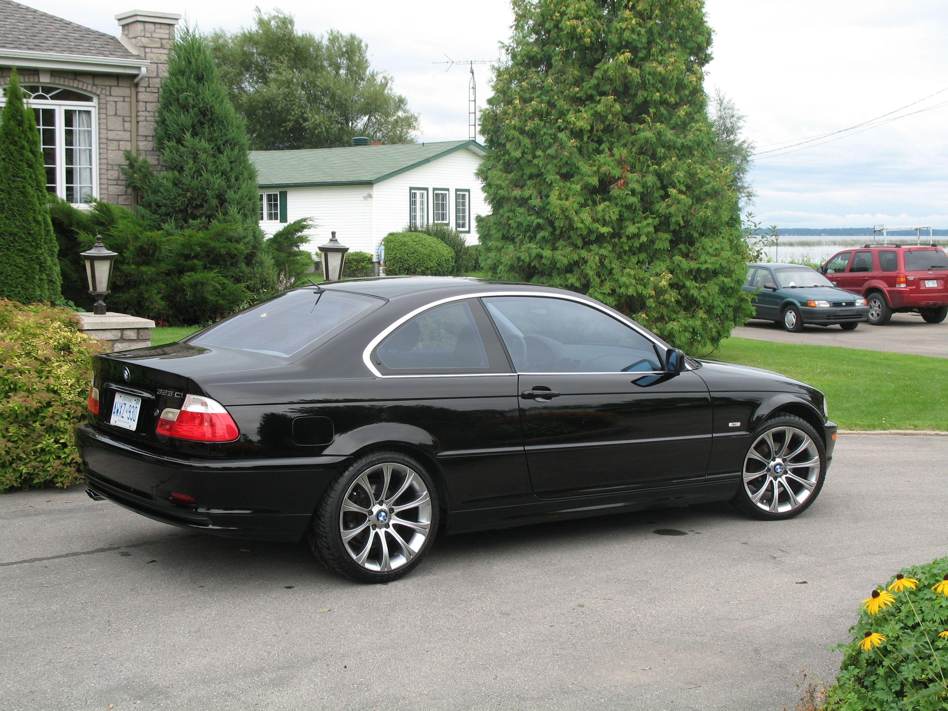2000 Bmw 323ci Sweet Ride