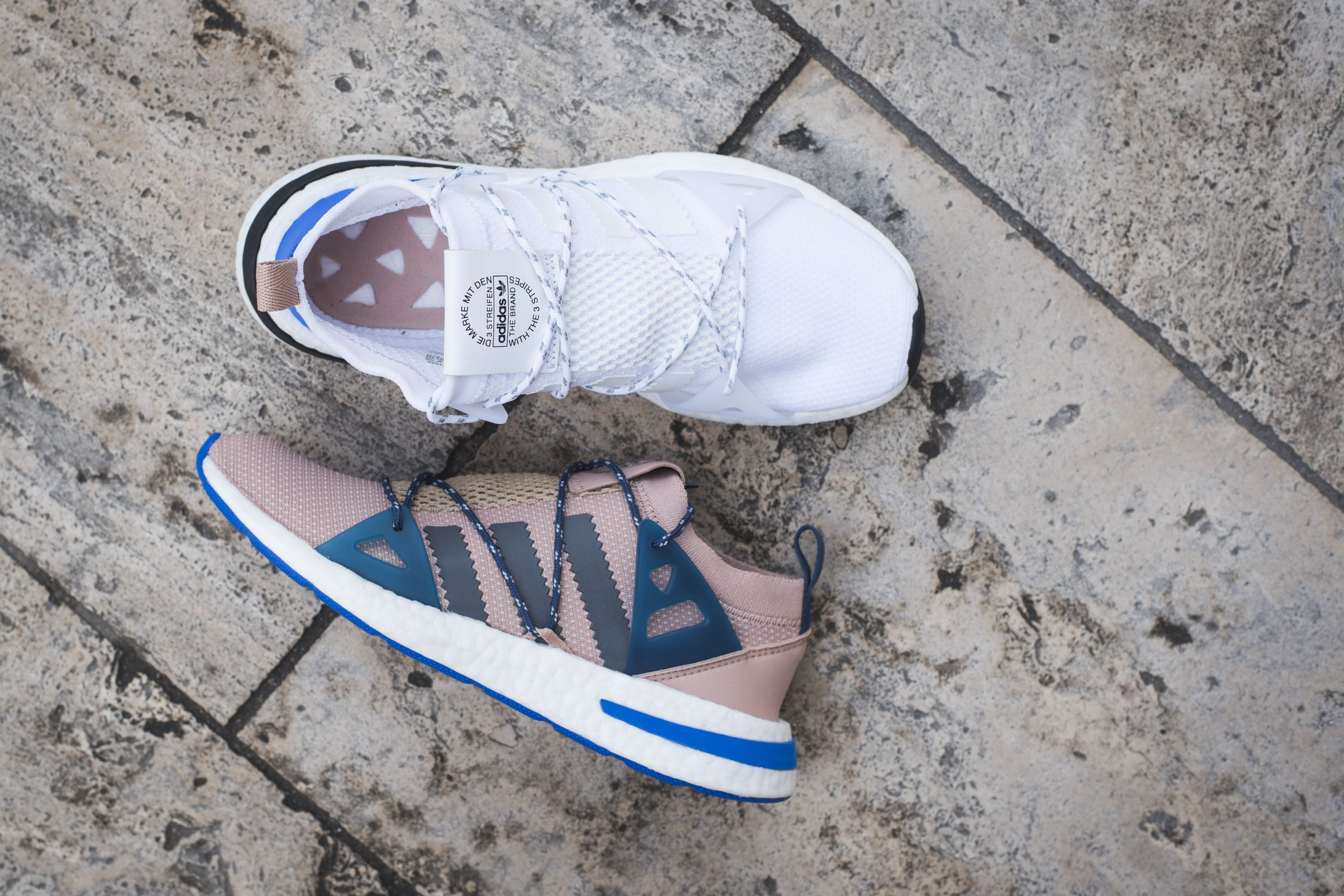 new style d5af1 87543 Light And Comfy Sneaker Just For Her. adidas Arkyn Is Ultimate summer  silhouette With Boost