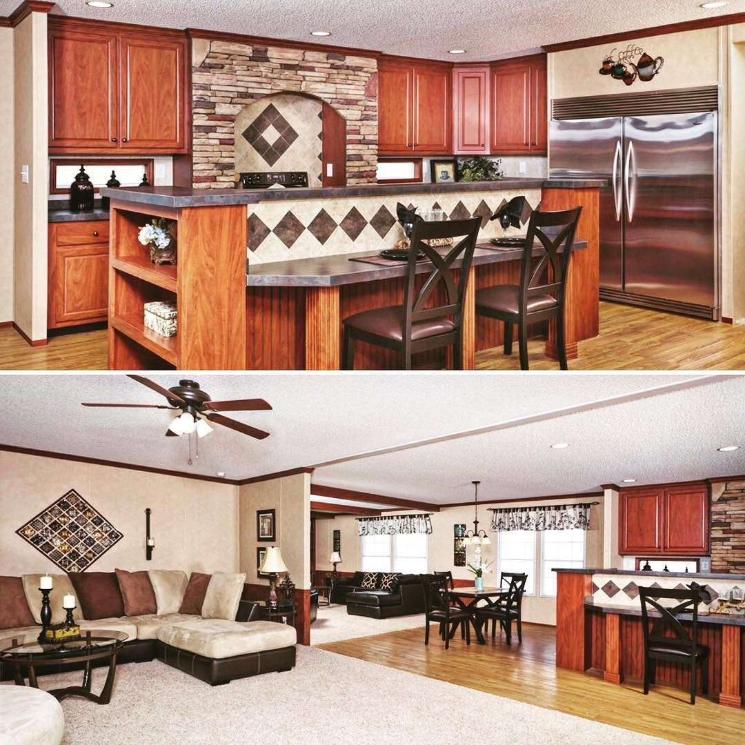 If Youre Looking For A Roomy 4-bedroom Manufactured Home