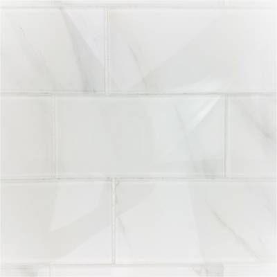 Calacatta Cressa Honed 2 Quot X 4 Quot Marble Subway Tile In 2020