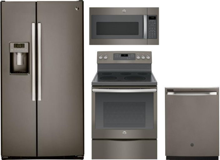 Ge Gereradwmw13197 Kitchen Appliance Packages Kitchen