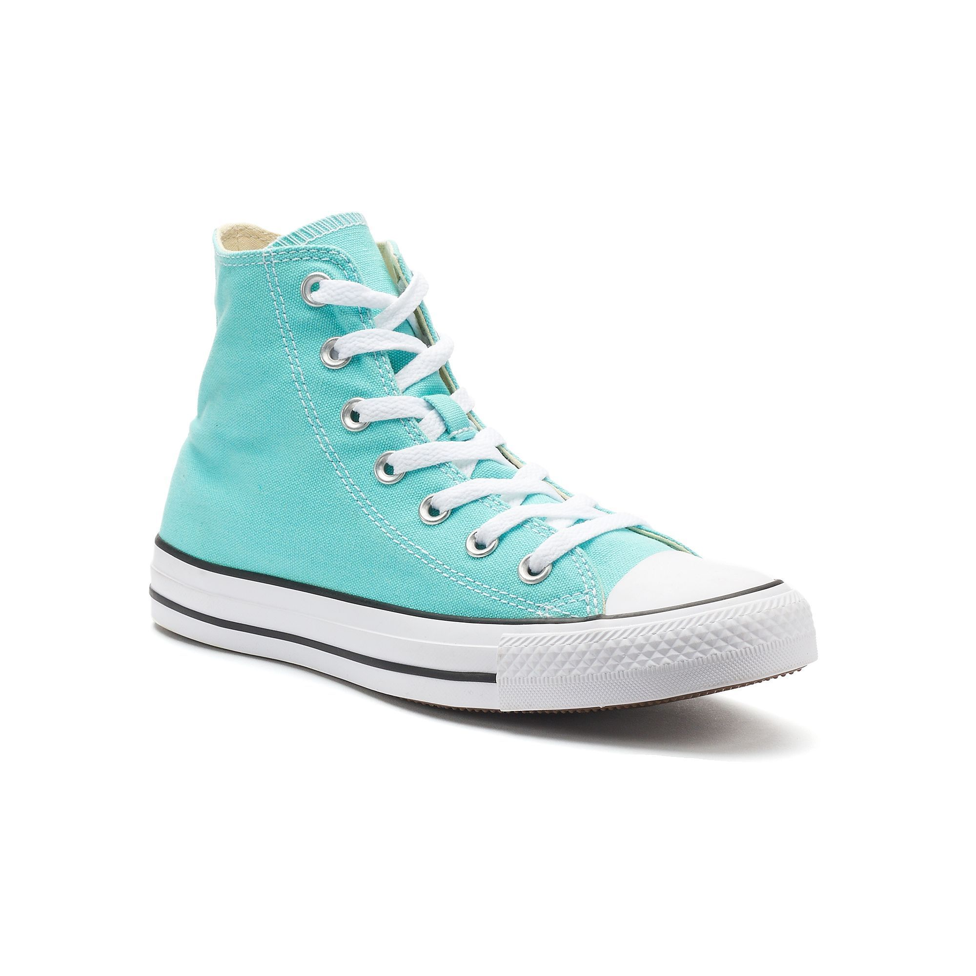 fd6298476fa Adult Converse All Star Chuck Taylor High-Top Sneakers in 2019 ...