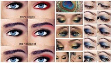 Ojos ahumados: +15 tutoriales para lograrlos – Soy Moda